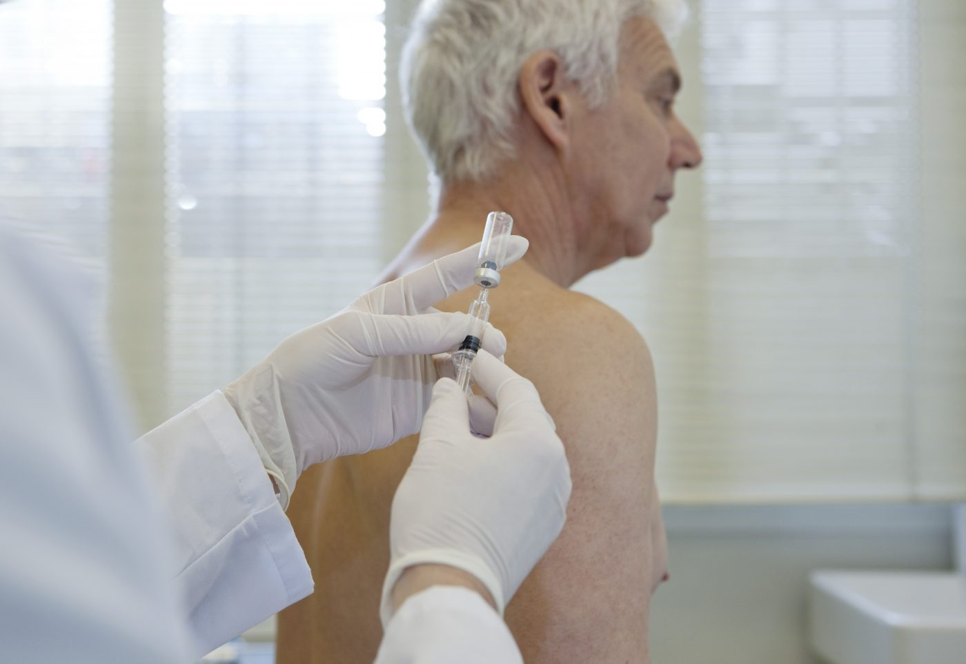 Parkinson's disease and alpha-synuclein vaccinations