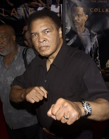Muhammad Ali's Advocacy for Parkinson's Disease Endures with Boxing Legacy