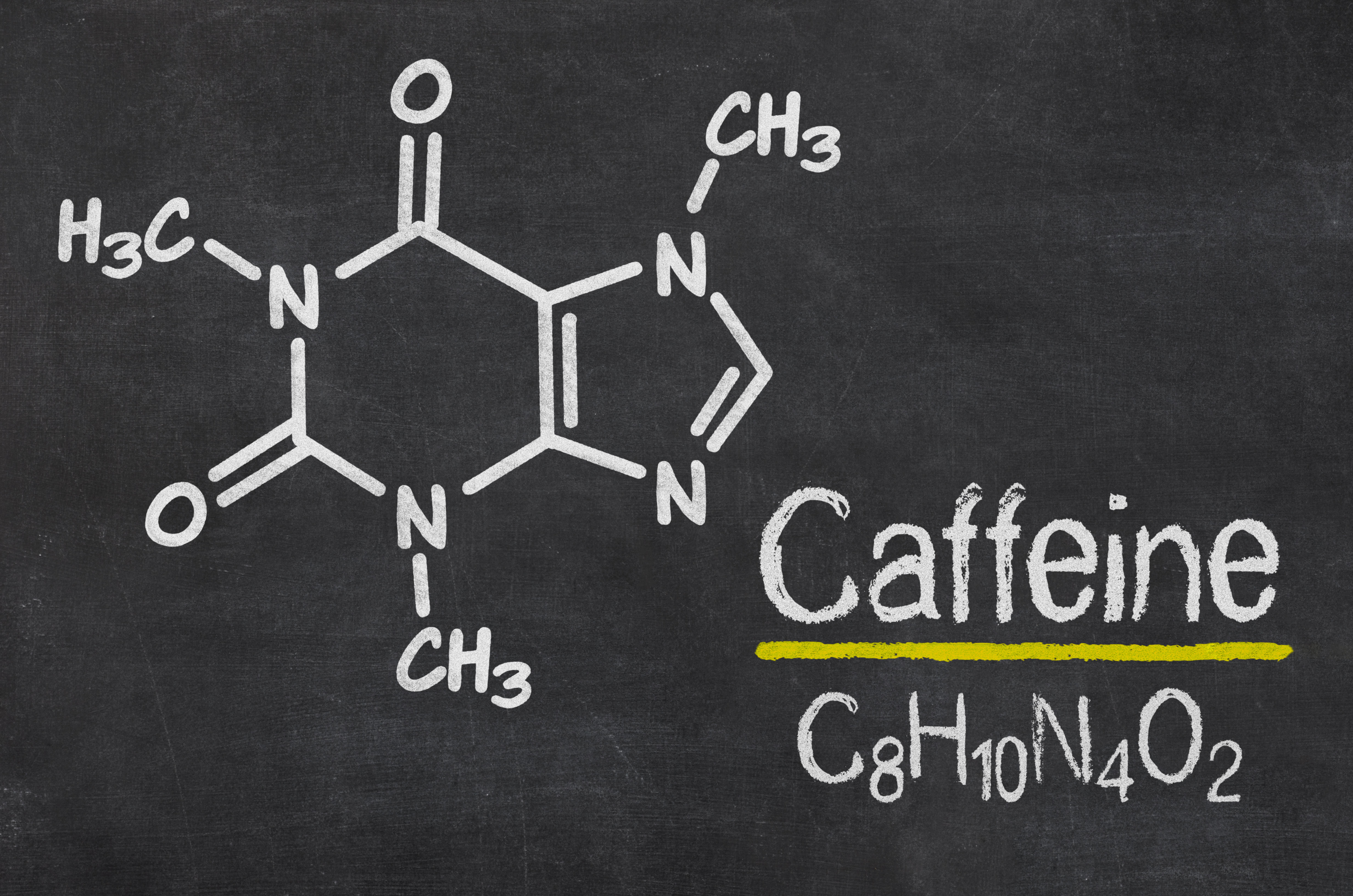 Synthetic caffeine fights Parkinson's?