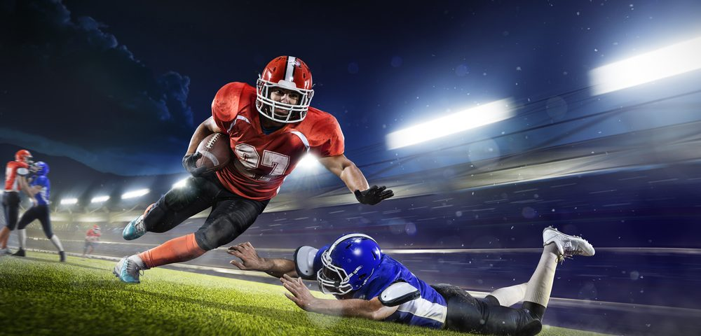 Brain Inflammation in Football Players Tied to Dementia and, Possibly, Parkinson's in Study