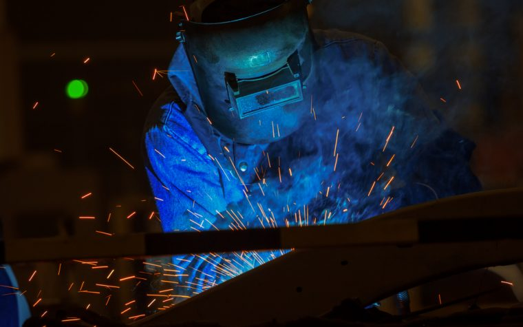Welding and parkinsonism
