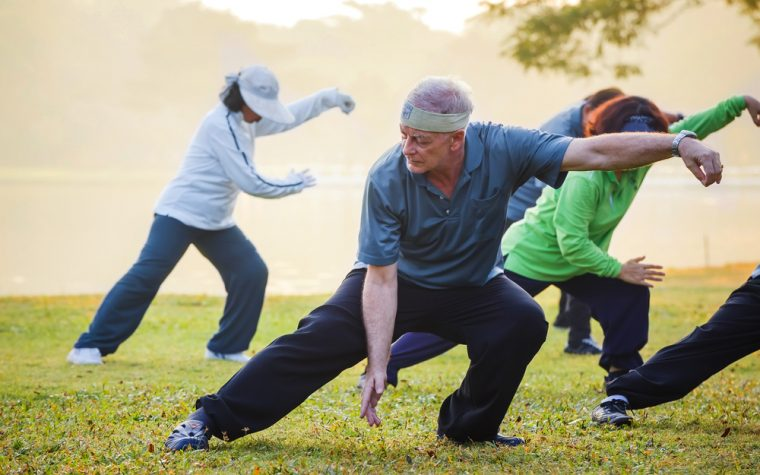 exercise and Parkinson's