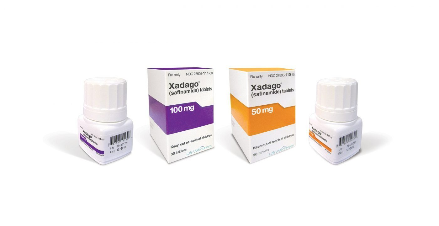Parkinson's Disease Add-on Treatment Xadago Now Available in US