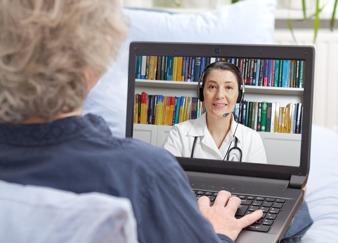 Advantages and Difficulties of Telemedicine in Parkinson's Analyzed in Review Study