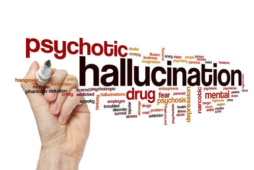 hallucinations and disease