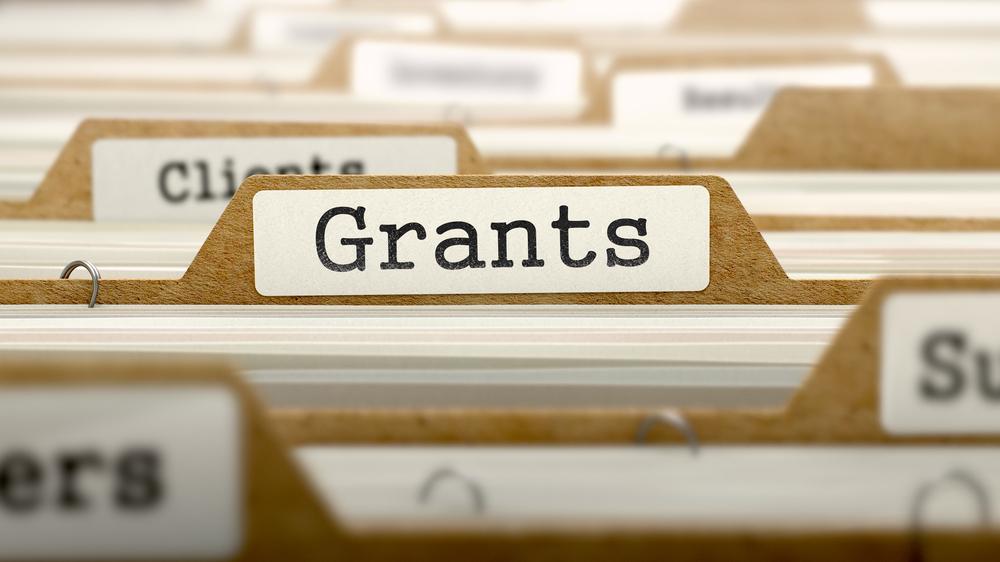 Parkinson's UK grant
