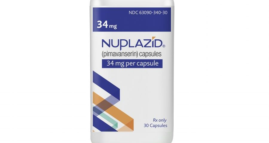 Once-a-day Capsule for Nuplazid and Lower Dose Option Approved for Parkinson's Psychosis Patients