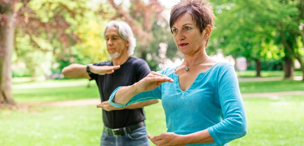 Study Finds Tai Chi Improves Motor Function in Parkinson's Patients