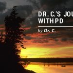 PD Dr. C's Journey, loss of vision