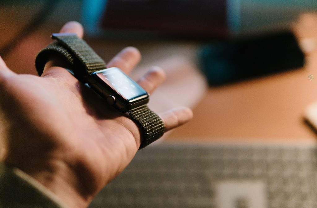 Pilot Project Tests Wrist Device That Monitors Symptoms at Home