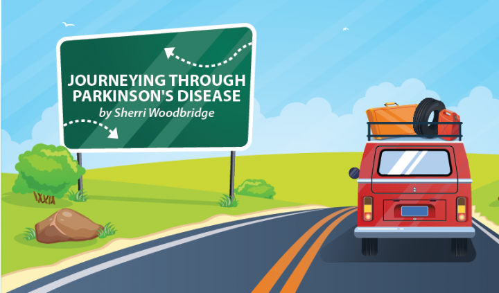 Pressing Through and Pushing On with Parkinson's Disease