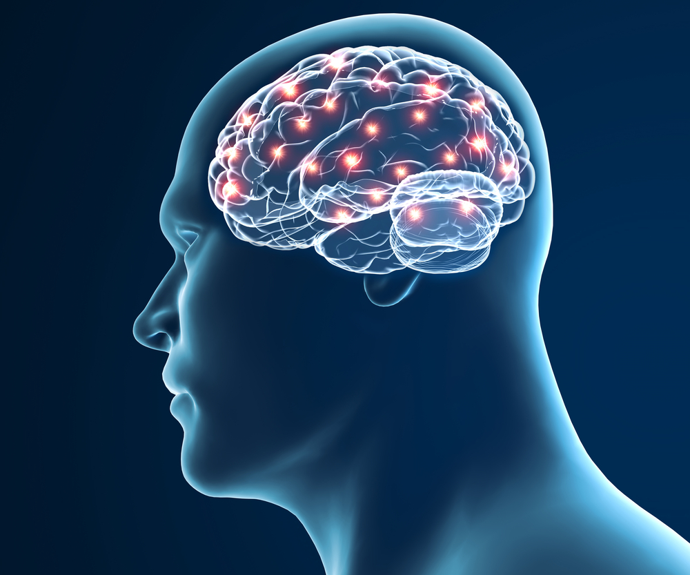 Potentially Self-Tuning DBS Device Monitors Brain Activity of Daily Life