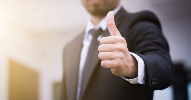 Parkinson's Foundation community grants | Parkinson's News Today | man giving a thumb's up