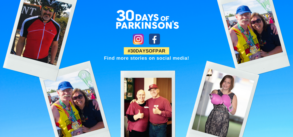 30 Days of Parkinson's: Boxing My Way Through Parkinson's