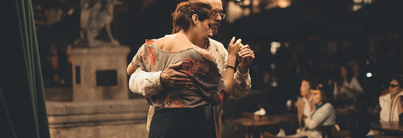 Dancing the Tango May Reduce Fall Risk, Help With Balance