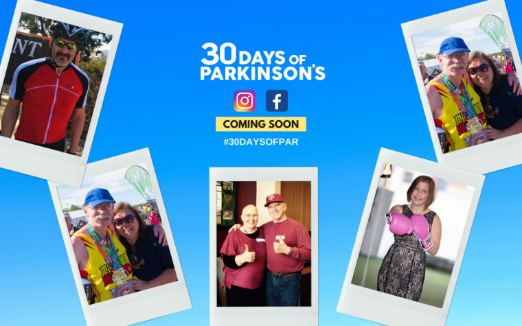 30 Days of Parkinson's