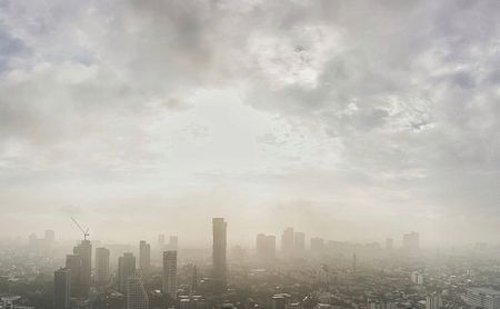 air pollution and parkinson's