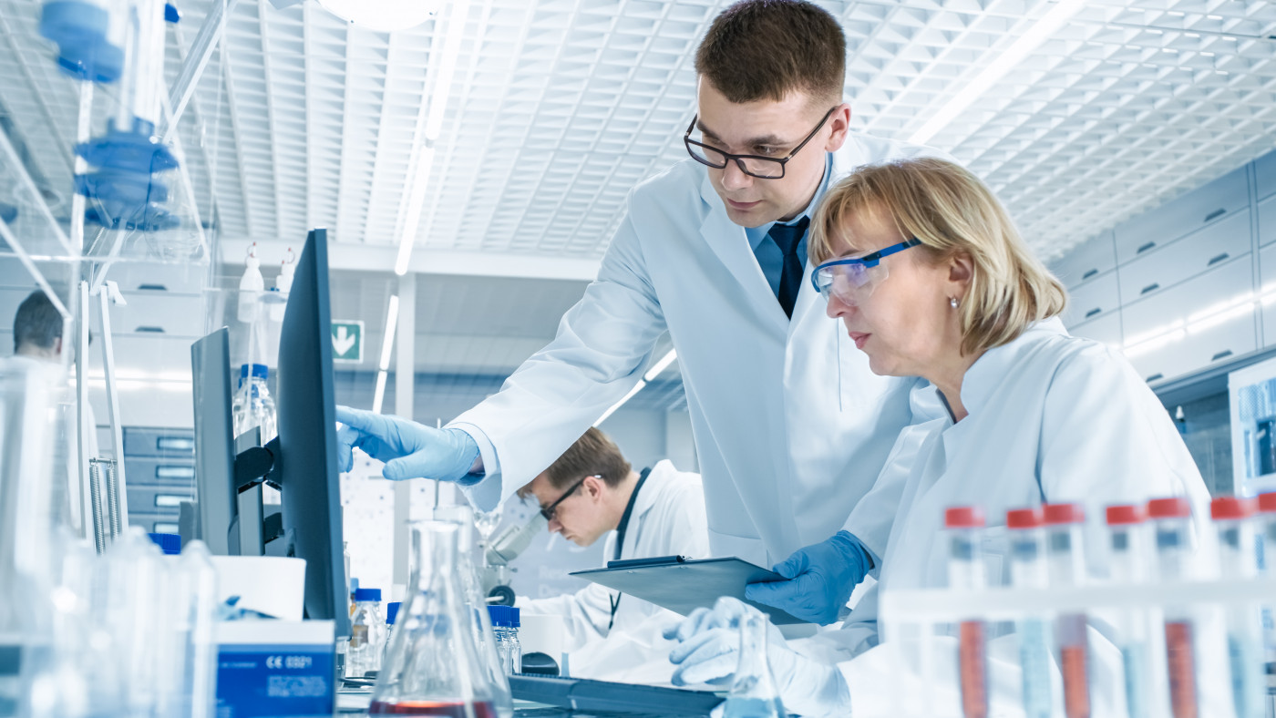 LRRK2 mutations and Parkinson's   Parkinson's News Today   lab research underway