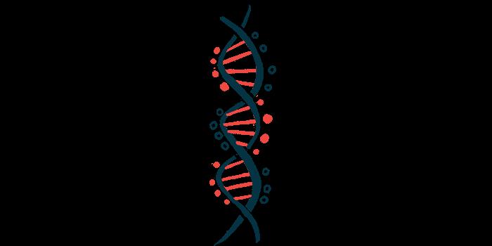 GCase enzyme activity   Parkinson's News Today   DNA illustration
